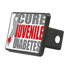 Cure-Juvenile-Diabetes-2 Hitch Cover