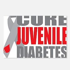 Cure-Juvenile-Diabetes-2 Postcards (Package of 8)