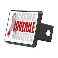 Cure-Juvenile-Diabetes-2-b Hitch Cover
