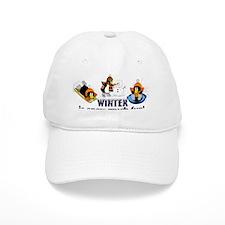 winterissomuchfunSHIRT Baseball Cap