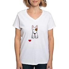 I-Love-My-Bully-dog-dark Shirt
