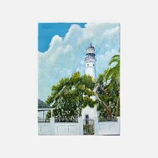 Key West Light tall 5'x7'Area Rug