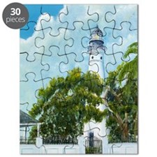 Key West Light tall Puzzle
