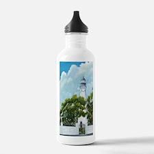 Key West Light tall Water Bottle