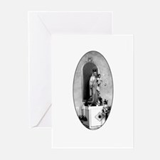 Virgin Mary - Holy Mother Greeting Cards (Package