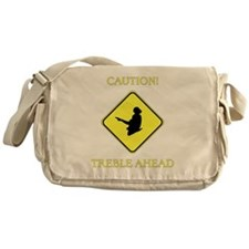 Irish Dance Caution Messenger Bag