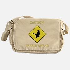 Irish Dance Caution Messenger Bag