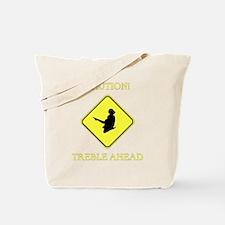Irish Dance Caution Tote Bag