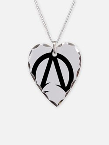 Aquaman Necklace Heart Charm