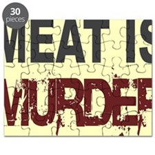 Meat Is Murder-yellow square Puzzle