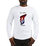Military 252c dmz korea Long Sleeve T-shirts