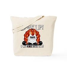 speakup_merge Tote Bag