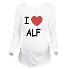 ALF Long Sleeve Maternity T-Shirt