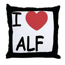ALF Throw Pillow