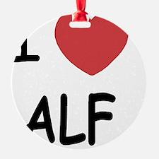 ALF Ornament