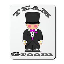 teamgroom Mousepad