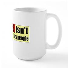 Fairness Bumper Sticker Mug