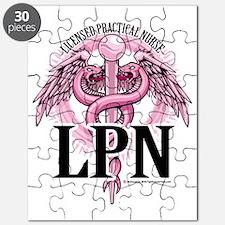 LPN-PINK-Caduceus Puzzle