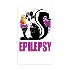 Epilepsy-Stinks-blk Decal