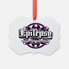 Epilepsy-Tribal Ornament