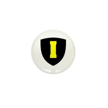 Letter I Mini Button (10 pack)