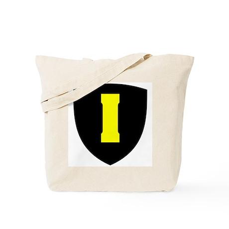 Letter I Tote Bag