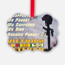 unsupported vet Ornament