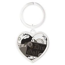 DG7a Heart Keychain
