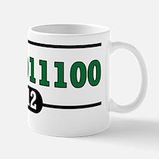 Binary 2012 v2 copy Mug