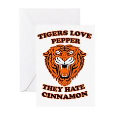 tiger2 Greeting Card