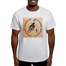 Barrel Horse-Circle T-Shirt