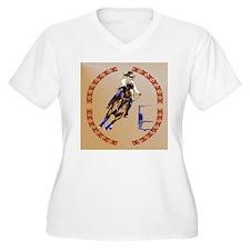 Barrel Horse-Circ T-Shirt