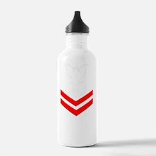 USCG-Rank-AST2-PNG Water Bottle