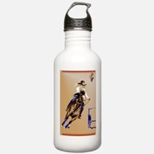 Barrel Horse_journal Water Bottle
