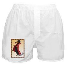 doxulabtcard1 Boxer Shorts