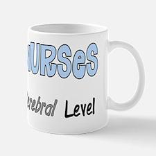 Neuro Nurses Cerebral Mug