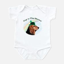 Basset Morn Infant Bodysuit