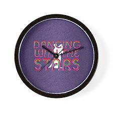 dancingwstarssq Wall Clock