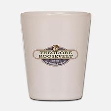 Theodore Roosevelt National Park Shot Glass