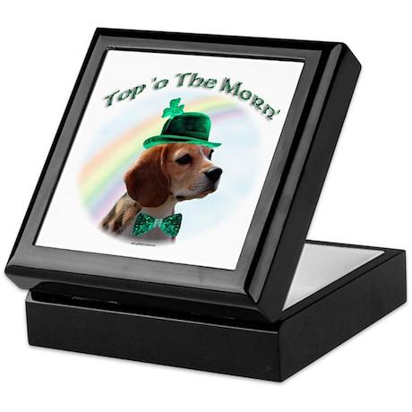 Beagle Morn Keepsake Box