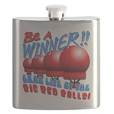 W-L-B Flask