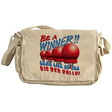 W-L-B Messenger Bag