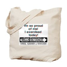 Funny Nutrition Tote Bag