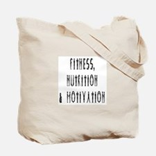 Unique Nutrition Tote Bag