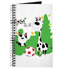 SpotStyle 3 Journal
