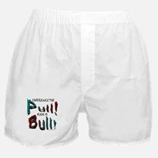 Experience the Pull! Boxer Shorts