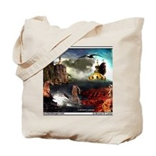 zz-My Universe - mousepad Tote Bag