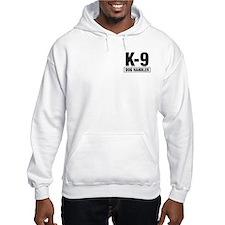 K-9 Dog Handler Hoodie Police