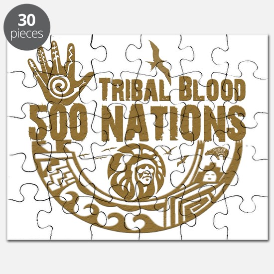 Tribal Blood Puzzle