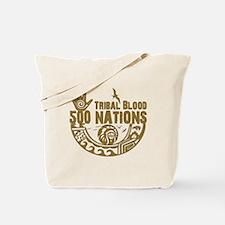 Tribal Blood Tote Bag